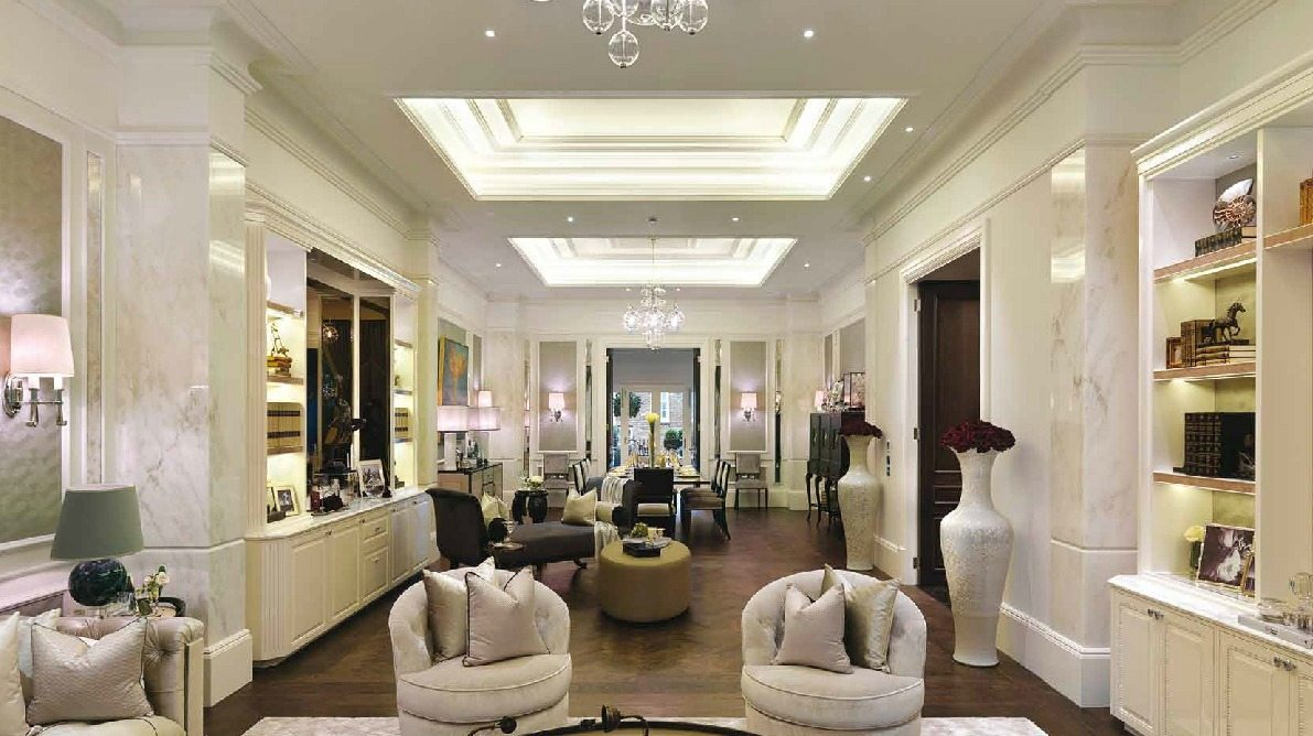 Why not indulge in london luxury million dollar upper for Luxury homes in london