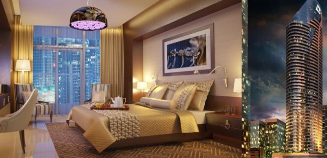 Ultimate luxury, iconic tower, The Distinction