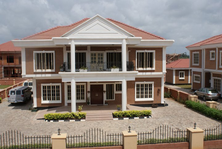 Mercy homes uk visit s amen estate in lekki ibeju lagos for Cheap luxury homes