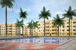 Beach Front luxury Apartments, Badagry