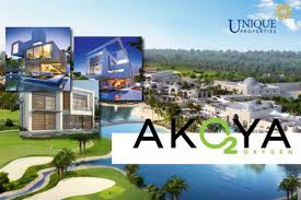 AKOYA Oxygen The first green luxury residential address in Dubai