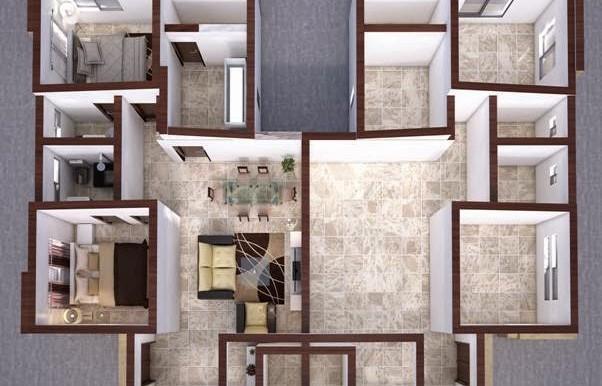 2bedroom bungalow plan
