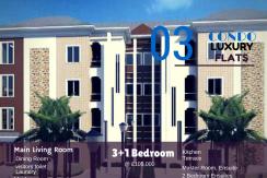 Condo luxury  Finished Apartments – Lekki