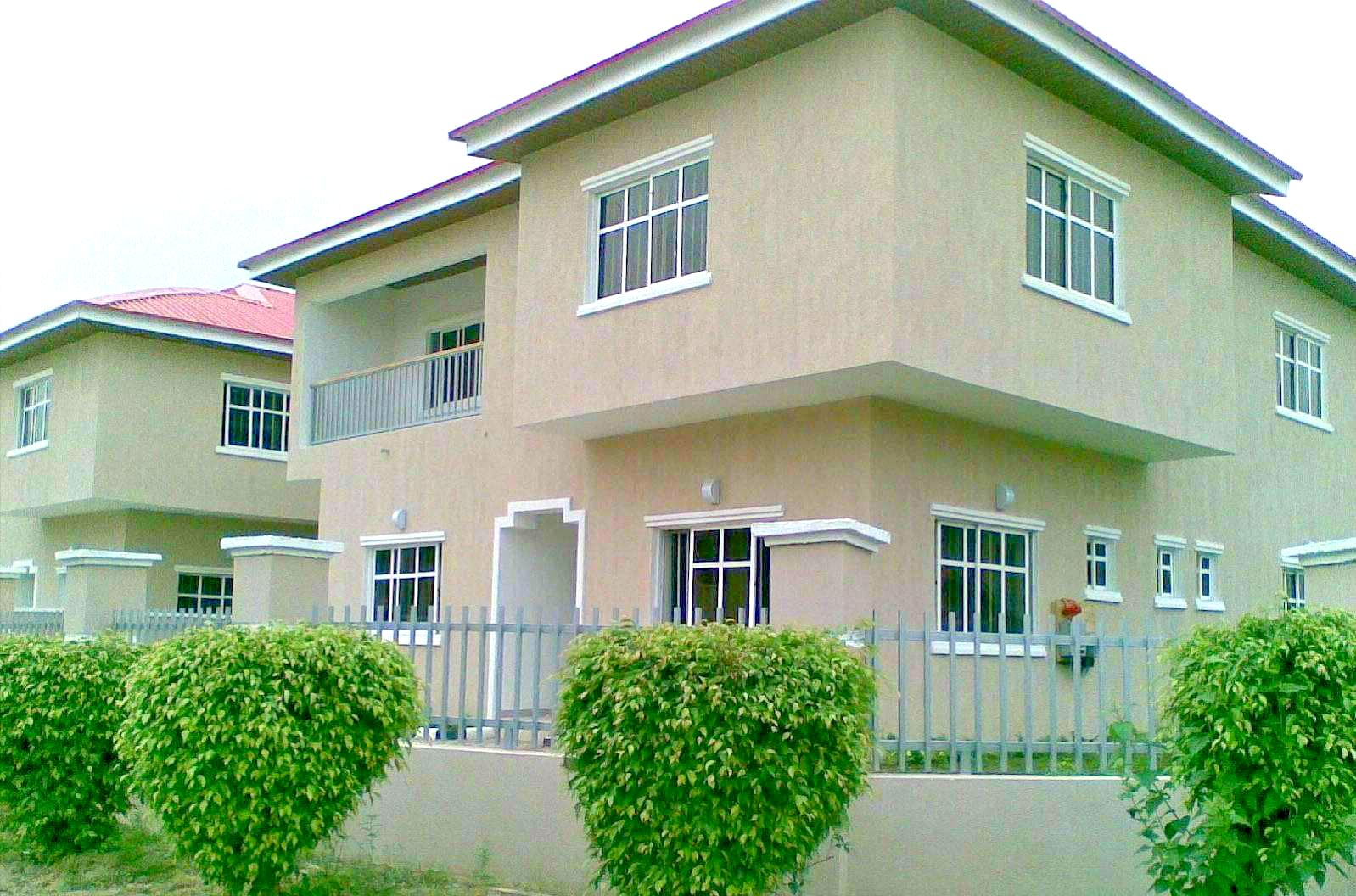 Leo Deluxe 4 bedroom detached house – Ajah Lekki