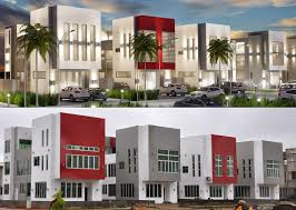 The Grenadines Heights, Luxurious Detached Duplex –  Lekki