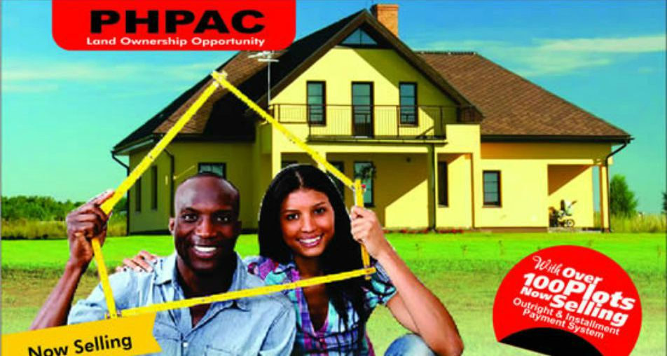 Land – PHPAC Estate, Ibeju Lekki (Spread Payment)