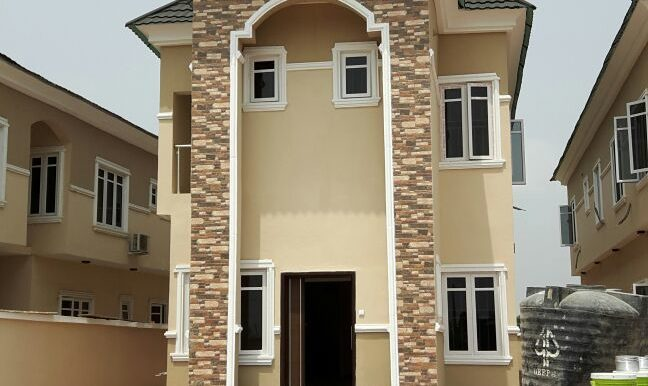 4bed detached withbq