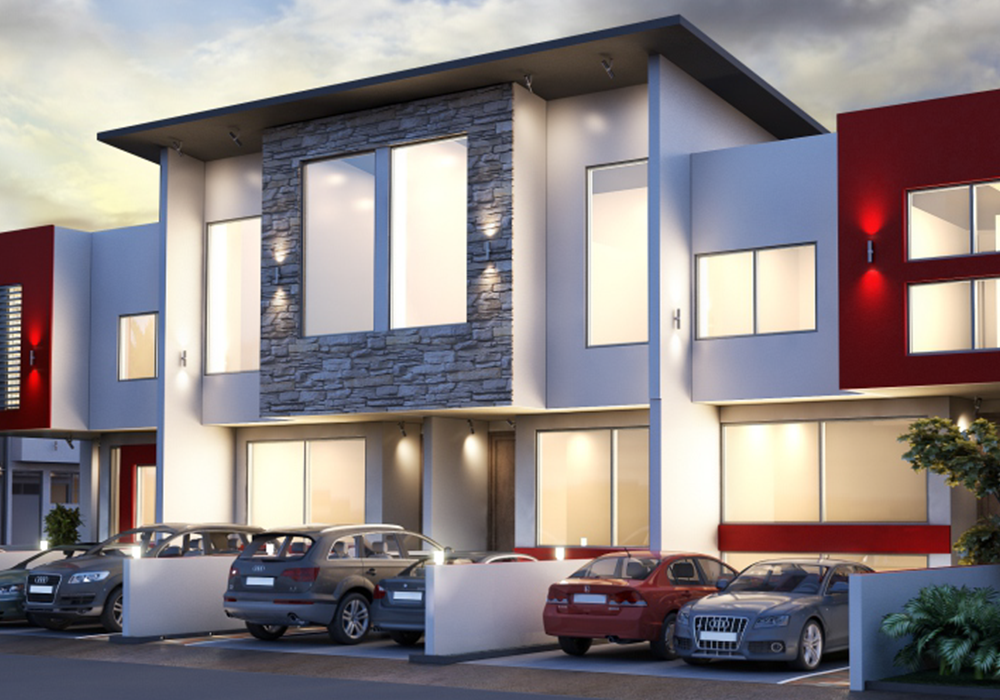 3 Bedroom Terrace Duplex, Lekki