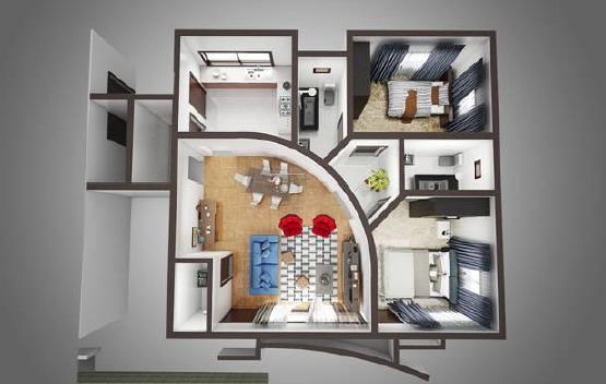 Cranbel_Edge_2_Bedroom_Floor_Plan