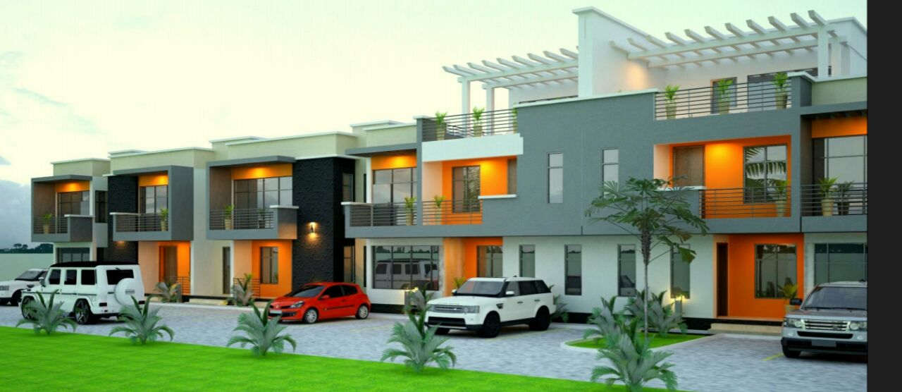 1 bed Luxury state of the art Lekki Apartment XAPA Court