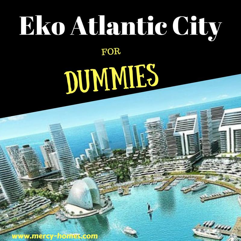 Eko Atlantic City For Dummies Www Mercyhomes Com