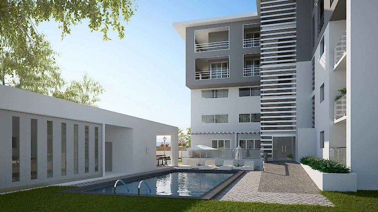 THE NIIYO 3 Bed Deluxe Apartment with rent guaranteed!- Accra