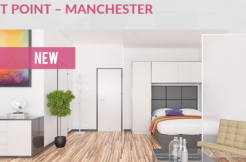 WEST POINT STUDIOS & 1 BEDS – MANCHESTER