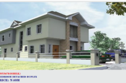 4 Bedroom Bungalow with Penthouse