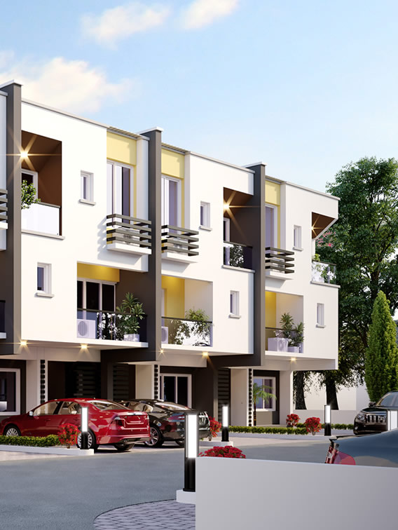 Lekki Gardens 5 year payment plan – 1 bed Apartment