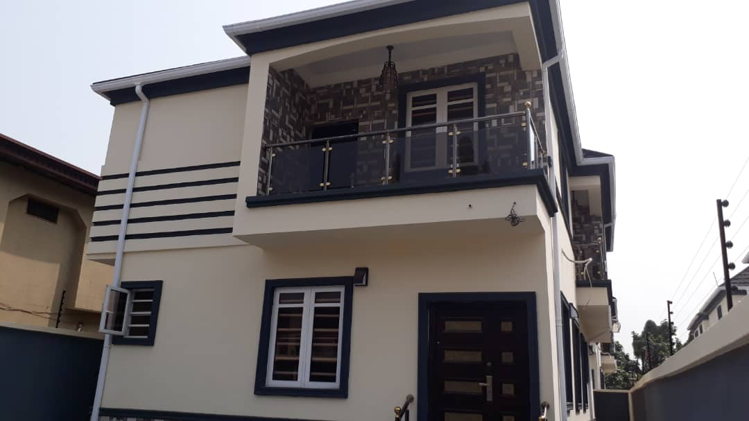 4 bedroom detached duplex Ajah, Lagos
