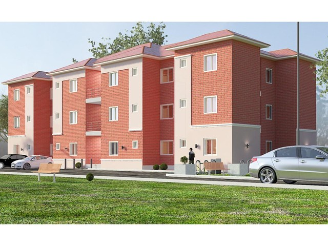 1 Deluxe Bedroom Apartment -The Brick City Spring Abuja- pay 50% and move in