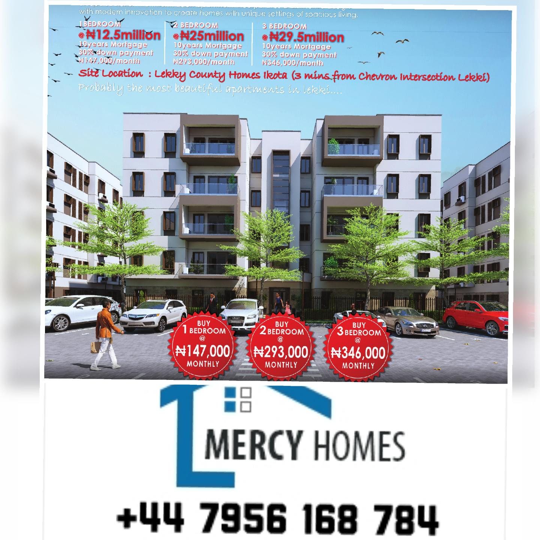 Hot Sale! Lekki Premium Apartments