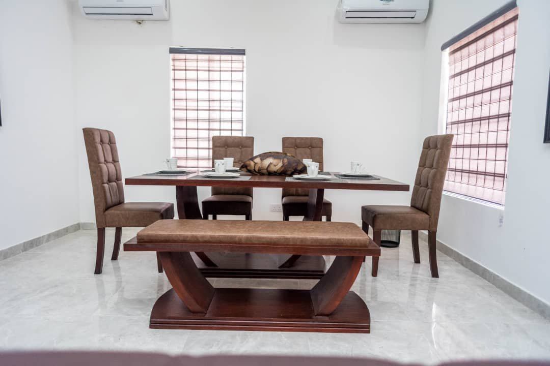 Lekki Deluxe FOUR BED Fully kitted Terrace